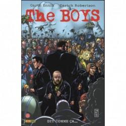 THE BOYS  T03 - DIT COMME...