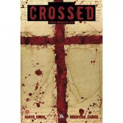CROSSED TERRES MAUDITES T07