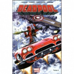 DEADPOOL MARVEL NOW T04
