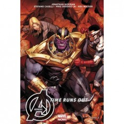 AVENGERS TIME RUNS OUT T03