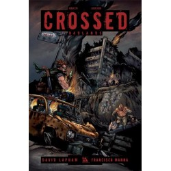 CROSSED TERRES MAUDITES T09
