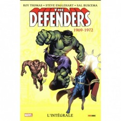 DEFENDERS: L'INTEGRALE 1972...