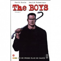 THE BOYS T06 - ON NE PREND...