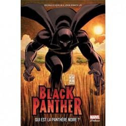 BLACK PANTHERE QUI EST LA...