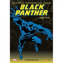 BLACK PANTHER: L'INTEGRALE...