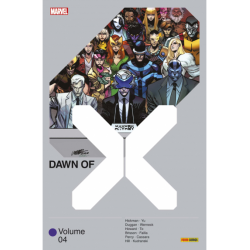 DAWN OF X VOL. 04