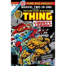 MARVEL TWO-IN-ONE:...