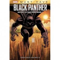 BLACK PANTHER: QUI EST LA...
