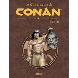 LES CHRONIQUES DE CONAN...
