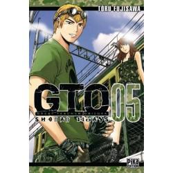 GTO SHONAN 14 DAYS T05 -...