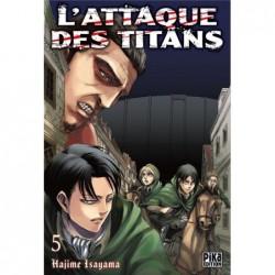 L'ATTAQUE DES TITANS T05