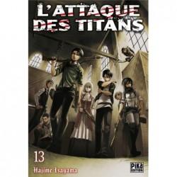 L'ATTAQUE DES TITANS T13