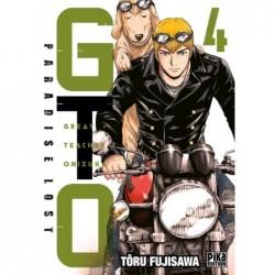 GTO PARADISE LOST T04