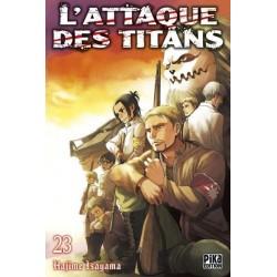 L'ATTAQUE DES TITANS T23