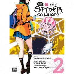 SO I'M A SPIDER, SO WHAT? T02