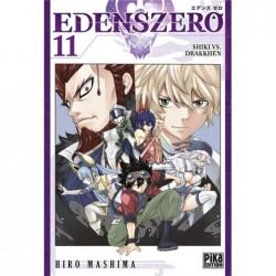 EDENS ZERO T11 - SHIKKI VS....