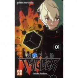 WORLD TRIGGER T01