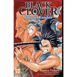 BLACK CLOVER - QUARTET...