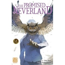 THE PROMISED NEVERLAND T14