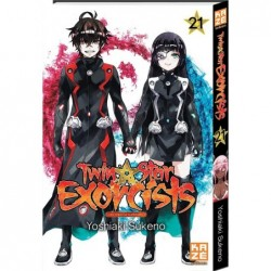 TWIN STAR EXORCISTS T21