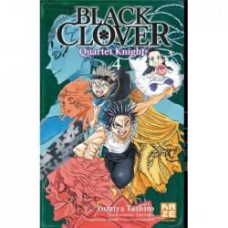BLACK CLOVER - QUARTET...