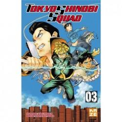 TOKYO SHINOBI SQUAD T03 (FIN)
