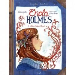 LES ENQUETES D'ENOLA HOLMES...