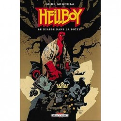 HELLBOY T05 - LE DIABLE...