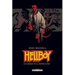 HELLBOY T01 - LES GERMES DE...