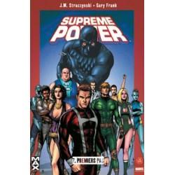 SUPREME POWER 07: PREMIER PAS