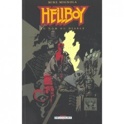 HELLBOY T02 - AU NOM DU DIABLE