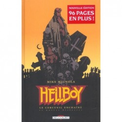 HELLBOY T03 - LE CERCUEIL...