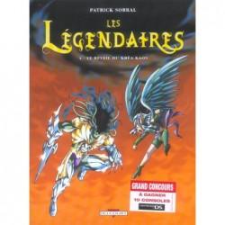 LES LEGENDAIRES T04 - LE...