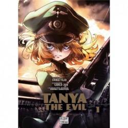 TANYA THE EVIL T01