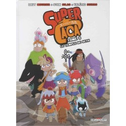 SUPER CACA T03 - LE TEMPLE...