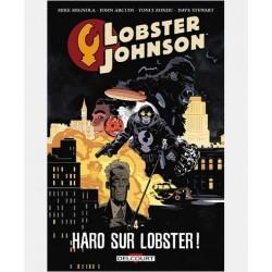 LOBSTER JOHNSON T04 - HARO...