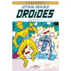 STAR WARS DROIDES - STAR...