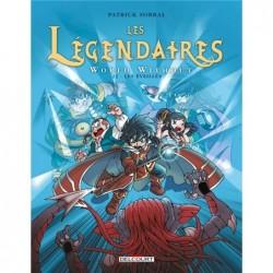 LES LEGENDAIRES T22 - WORLD...