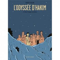 L'ODYSSEE D'HAKIM T02 - DE...