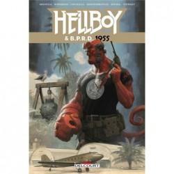 HELLBOY AND BPRD T04 - 1955