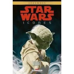 STAR WARS - ICONES T08 - YODA
