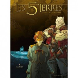 """LES 5 TERRES T04 - """"LA MEME..."""