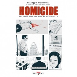HOMICIDE, UNE ANNEE DANS...