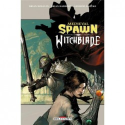 MEDIEVAL SPAWN / WITCHBLADE...