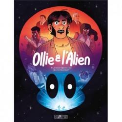 OLLIE ET L'ALIEN - ONE-SHOT...