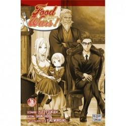 FOOD WARS ! T34