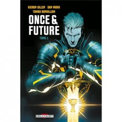 ONCE AND FUTURE T01