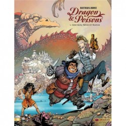 DRAGON & POISONS - T01 -...