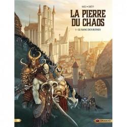 LA PIERRE DU CHAOS - T01 -...