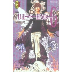 DEATH NOTE - TOME 6